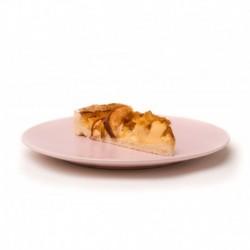 Jablkovo-pudingový tart