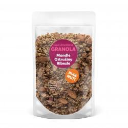 Granola Purenuts Mandle/Ostružiny/Ríbezle