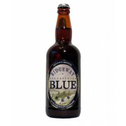 Bezlepkové pivo Ridgeway Blue