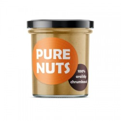 Purenuts Arašidové maslo chrumkavé
