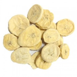 Mrazom sušené banány